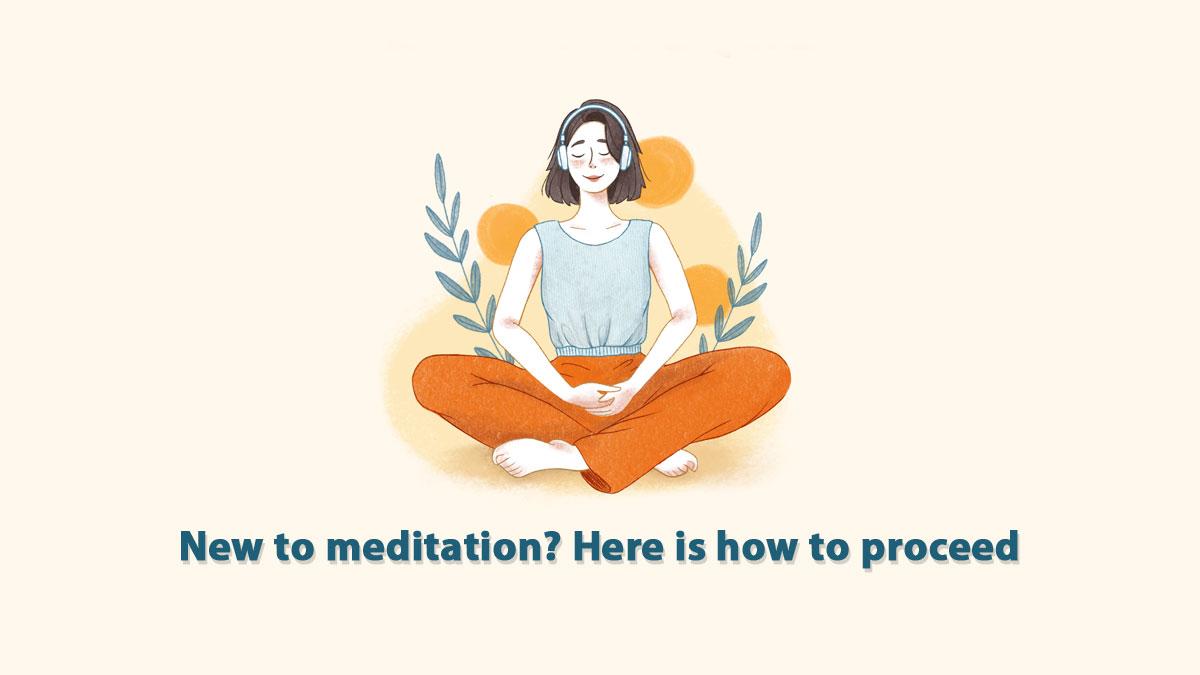 New to meditation