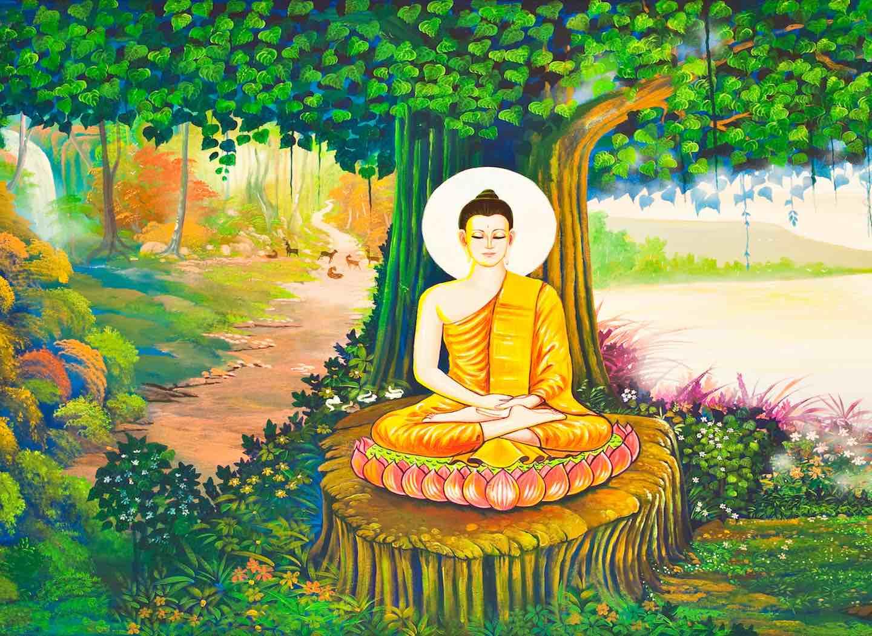 posture in meditation